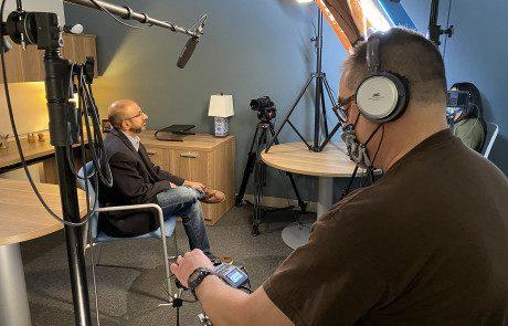 Dallas commercial video production