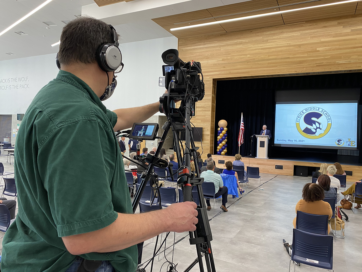 Live Streaming Production Logistics