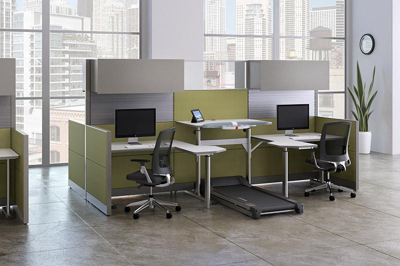 Lifespan Treadmill Desk  Office Furniture  EthoSource