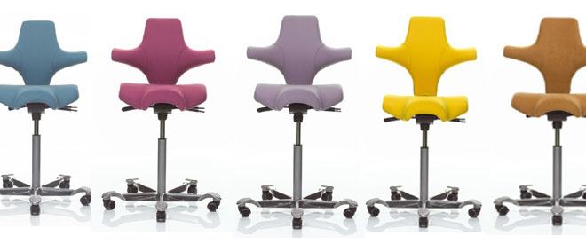 hag posture chair back pillow product spotlight capisco office ethosource range