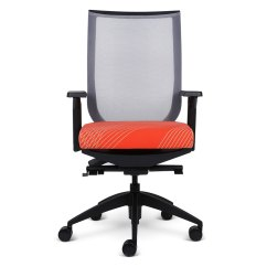 Ergonomic Chair Law Japanese Posture 9to5 Seating Aria 1880 Task Office Furniture