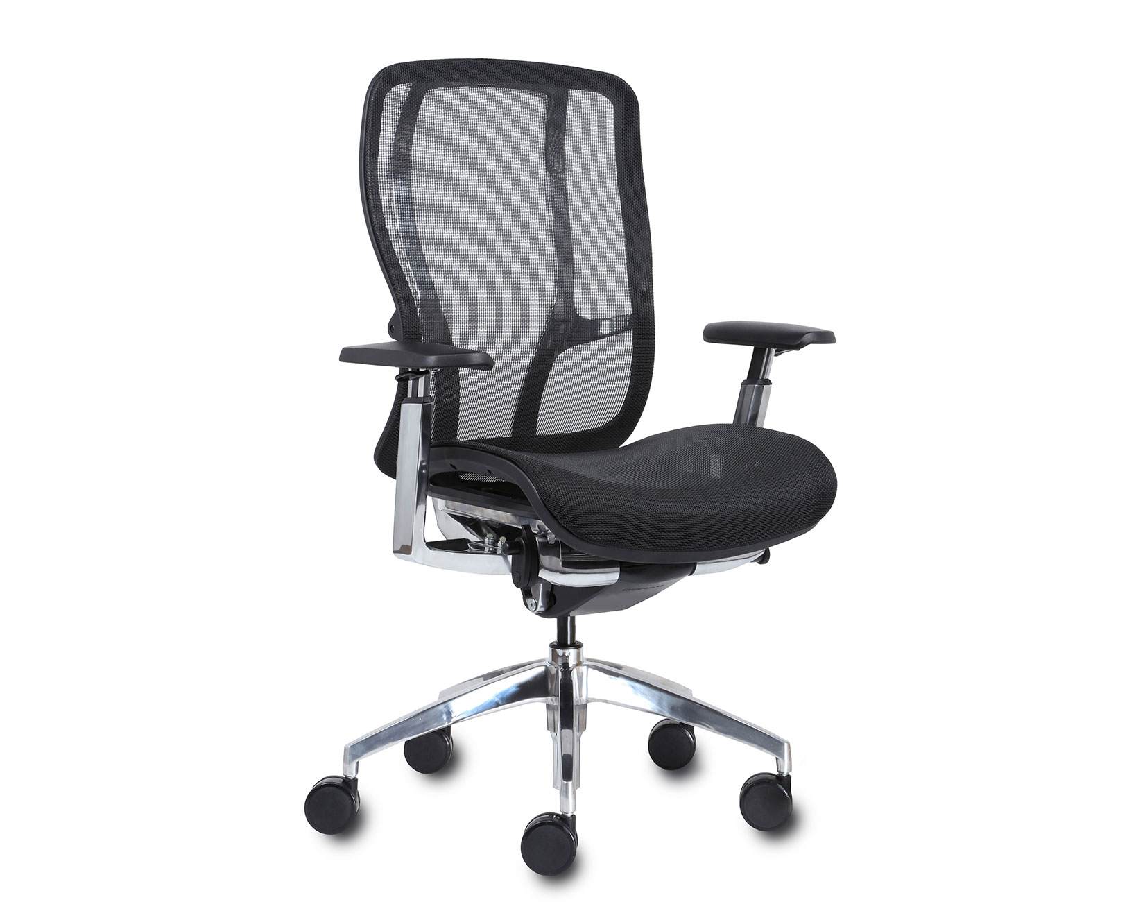 mesh back chairs for office antique high 9to5 seating vesta 3060 task chair | furniture ethosource