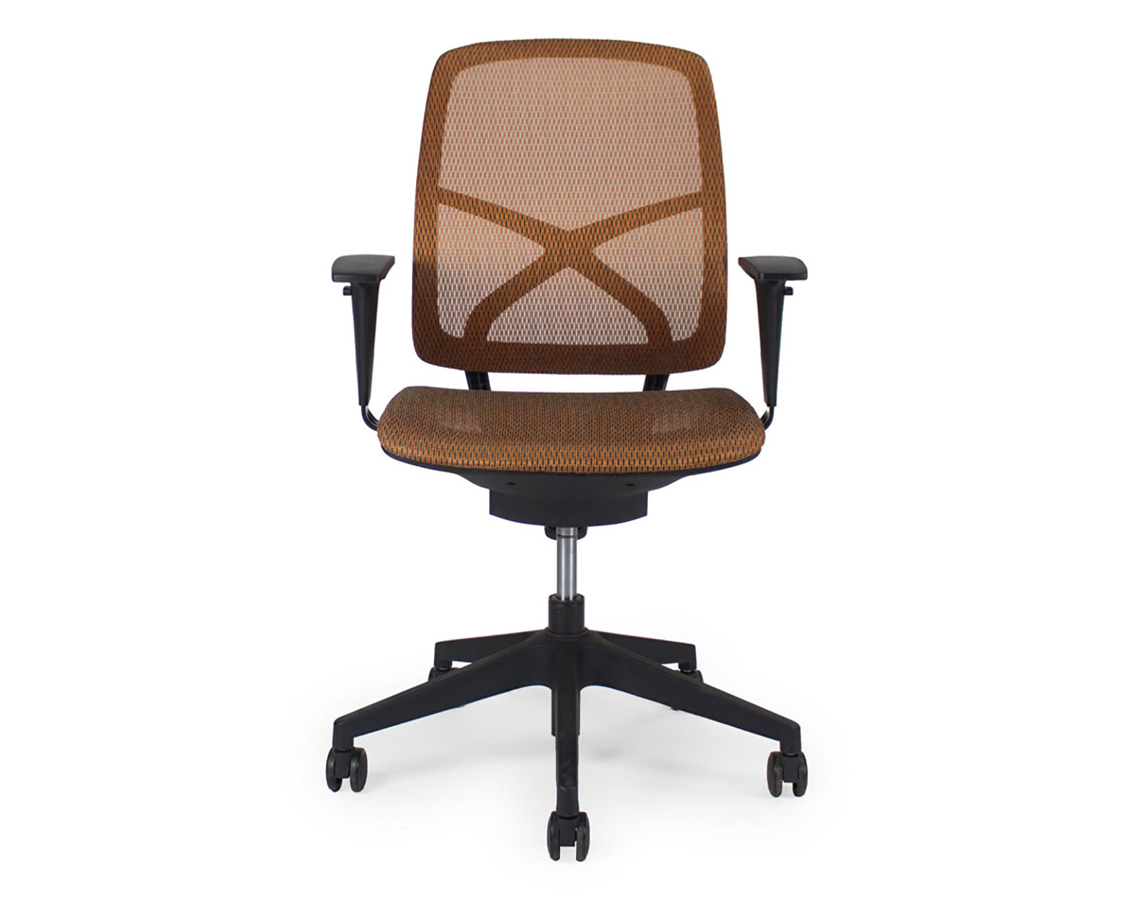 Pixel Chair (Orange)