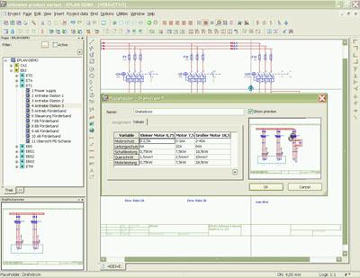 Eplan - Eplan Dataportal Titelseite
