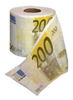 rotolo cartaigienica euro