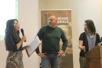 Chiara Grasso presenta Andrea Gallizia e Francesca Trenta, PWE