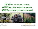 RICICLO CELLULARI: COLLABORAZIONE ETICOSCIENZA – JGI ITALIA