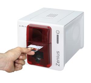 Plastikkarten-Drucker