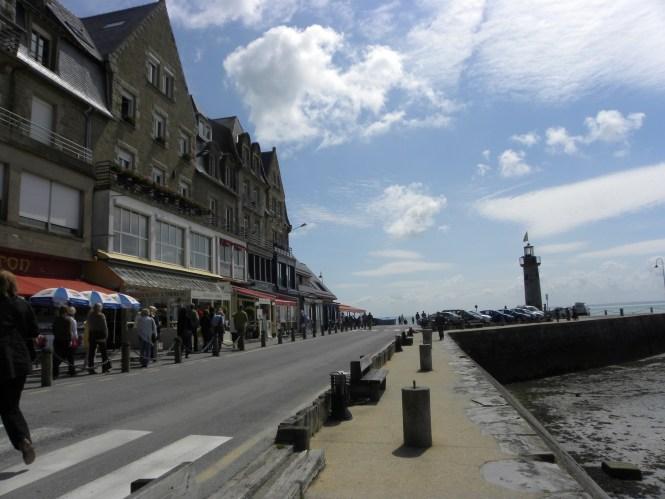 Prancūzija. Bretanė: Sen Malo - Kankalis - Sen Mišelis