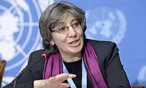 سمر: در توافق صلح باید حق قربانیان جنگ در نظر گرفته شود