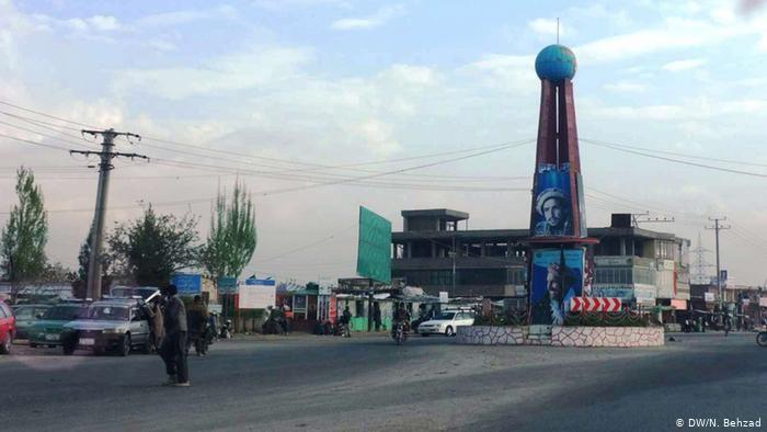قرهباغ در شمال کابل نیز از جمله ولسوالیهای نسبتا ناامن کابل به شمار میرود – عکس: دویچه وله