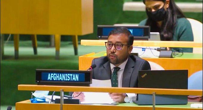 نمایندگی دایمی افغانستان در سازمان ملل