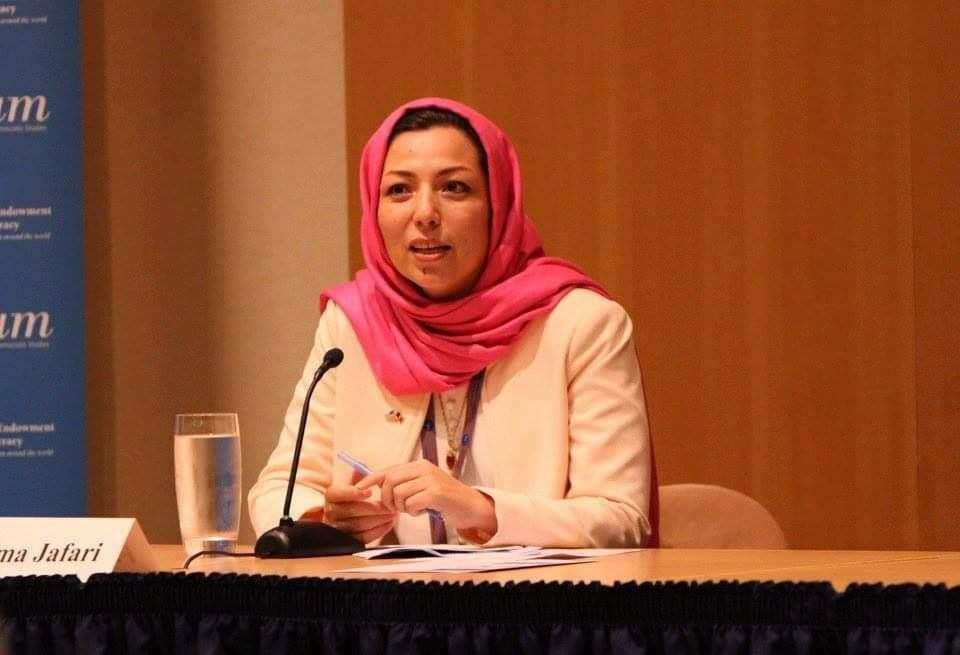 فاطمه جعفری، عضو سابق شورای ولایتی هرات