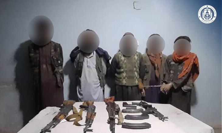 بازداشت مسئول استخبارات طالبان