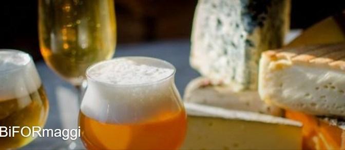 Formaggi e birra vanno a braccetto al BiFor