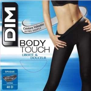 Dim Body Touch Opaque – Collants – 40 deniers – Femme – Bleu foncé – 2
