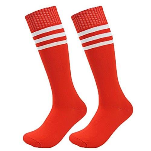 WeiMay – Chaussette de sport – Femme – rouge –