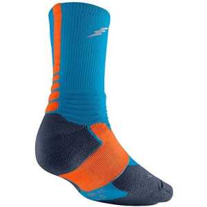 NIKE Crew Chaussettes Hyper Elite Basketball L Mehrfarbig