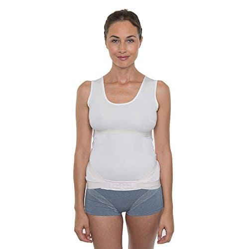 Percko Lyne UP – sous-vêtement Qui stimule Votre Dos au Quotidien – Women (PK5, Nude)