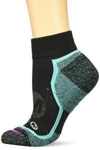 Merrell Femme MEWF17F005-01 Chaussettes de randonnée – noir – Small/Medium