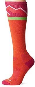 Darn Tough Mountain Top Cushion Sock – Women's Coral Small