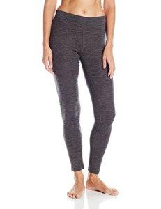 Pendleton Femme Bas sous-vêtements thermiques – gris –