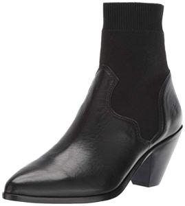 FRYE Women's Lila Sock Short Fashion Boot