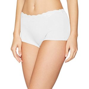 Triumph Touch of Modal Short Maillot De Corps, Blanc (White 03), 42 (Taille Fabricant: 40) Femme