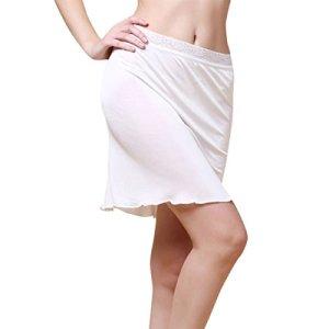 Sue&Joe – Jupon – Uni – Femme – Blanc – Medium