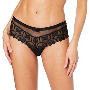 AUBADE, Shorty, THE BOW COLLECTION, Noir, Taille: 1, OC70