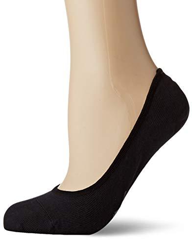 PUMA WOMEN FOOTIE 2P Socquettes, Noir (Black 200), 39/42 (Taille fabricant:039) (lot de 2) Femme