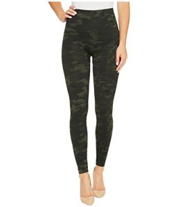 Spanx Fl3515 Leggings, Vert (Green Camo Green Camo), 36 (Taille Fabricant: Small) Femme