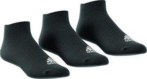 adidas Invisibles Performance Socquettes Noir/Noir/Noir FR : 39-42 (Taille Fabricant : 39-42)
