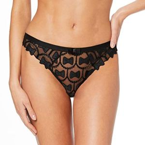 AUBADE, Tanga, THE BOW COLLECTION, Noir, Taille: 1, OC26