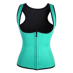 Chainscroll Gilet Corset Fitness Body Shaper Femmes Taille Entraîneur Entraînement Minceur Jupes Sculptantes