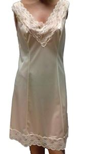 Coco ba Lingerie SRL sous-vêtements Charmeuse 100% Polyamide Satin Couleur crème et Noir – Blanc – 48