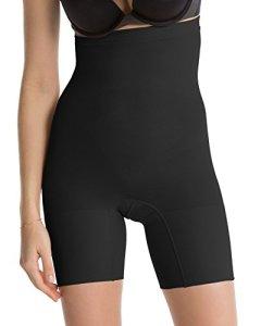 Spanx Higher Power Pantalon de Gainant pour Femme – Noir – XX-Large
