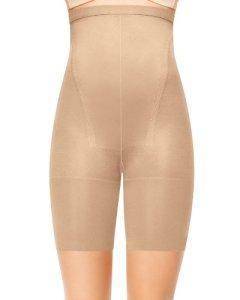 Spanx sous-vêtement pour Femme – Marron – 48