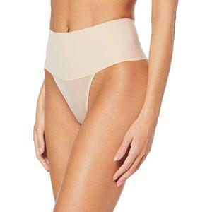 Spanx Sp0115-nude-m Culotte Sculptante, Beige Nude, 38 (Taille Fabricant: Medium) Femme