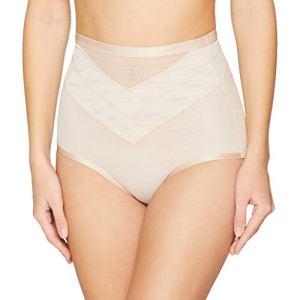 Triumph Contour Sensation Highwaist Panty Ex Culotte Gainante, Beige (Nude Beige 00nz), 48 (Taille Fabricant: 46) Femme