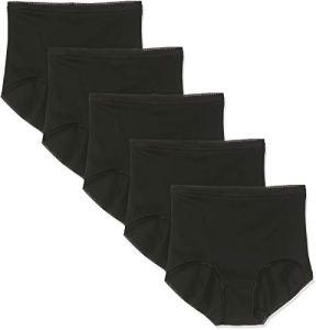 Viamod Maxi Culotte, Noir (Black 0004), 56 (Taille fabricant: 54)