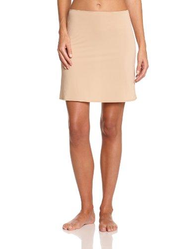 Calvin Klein Underwear – Jupon – Uni – Femme – Beige (Chair) – FR : 38 (Taille fabricant: Large)