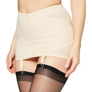 Naturana Firm Control Panty Girdle – Culotte – Femme – beige – 58 (Taille fabricant: 7XL)