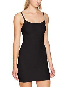 Calvin Klein Full Slip Combinaison Gainante, Noir (Black 001), 40 (Taille Fabricant: Medium) Femme