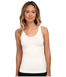 Spanx IN&Out Tank, Maillot de Corps Femme, Beige (Powder 0), 40 (Taille Fabricant: Medium) EU
