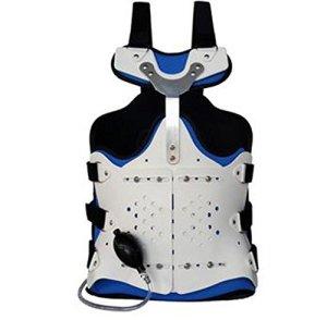 Traitement médical de la fixation de la colonne vertébrale thoraco Rehabilitation protection Booster Airbag équipement , A