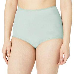Bali Skimp Skamp Brief Panty Culotte, Céladon Doux, 38 Femme