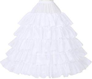 BEAUTELICATE – Jupon – Femme – Blanc – L-XL