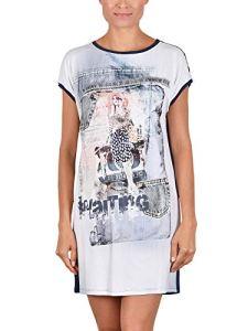 Cybele – Robe de Plage 7-740007 – Femme – Denim Beauty – FR 46
