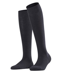 FALKE Damen Socken, Softmerino W KH-47438, Blau (Dark Navy 6379), 41-42